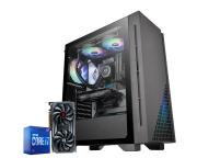 Computador Gamer Intel I7 10700F Rx 6600XT 8GB Ram 16GB HD 1TB Ssd 240GB