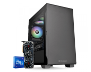 Computador Gamer Intel I7 10700K Rx 6700XT 12GB Ram 16GB HD 1TB Ssd 120GB