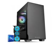 Computador Gamer Intel I7 10700K Rx 6700XT 12GB Ram 16GB HD 1TB Ssd 120GB