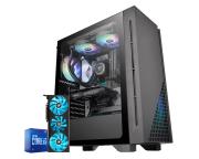 Computador Gamer Intel I9 10900 Rx 6700XT 12GB Ram 16GB HD 1TB Ssd 240GB