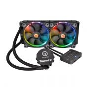 COOLER THERMALTAKE WATER 3.0 RIING RGB 240 ALL-IN-ONE LCS CL-W107-PL12SW-A