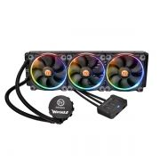 COOLER THERMALTAKE WATER 3.0 RIING RGB 360 ALL-IN-ONE LCS CL-W108-PL12SW-A