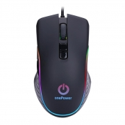 MOUSE GAMER ONE POWER STRIKER RGB - MO-505