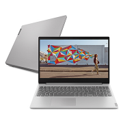 "Notebook Lenovo Ultrafino Ideapad S145 Celeron 4GB 500GB 15.6"" Prata"