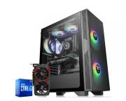 Pc Gamer Intel I3 10100F Gtx 1050 TI 4GB Ram 8GB HD 1TB Ssd 120GB