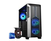 Pc Gamer Intel I3 10100F Gtx 750 TI 4GB Ram 16GB HD 1TB Ssd 240GB