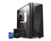 Pc Gamer Intel I3 9100F Rx 550 4GB Ram 8GB HD 1TB Ssd 120GB