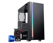 Pc Gamer Intel I5 10400F Gtx 1050 TI 4GB Ram 8GB HD 1TB Ssd 120GB