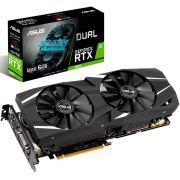 Placa de Video ASUS Geforce RTX 2060 6GB DDR6 192 BITS - DUAL-RTX2060-A6G