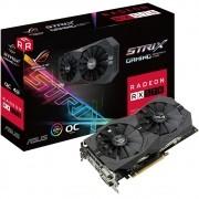 Placa de Video ASUS Radeon RX 570 4GB ROG STRIX OC Edition DDR5 256BITS - ROG-STRIX-RX570-O4G-GAMING