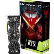 Placa de Vídeo Gainward Geforce RTX 2080 TI 11GB Phoenix GDDR6 352BITS Gainward NE6208TT20LC-150X