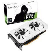 Placa de Video RTX2060 6GB EX WH 1CLICK OC G6 Galax T66DB-26NRL7HPY3EW-ICBG