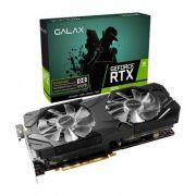 Placa de Video Galax RTX 2070 EX OC 8GB DDR6 256 BITS - 27NSL6UCV1OC