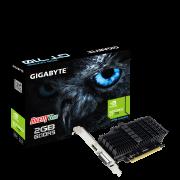 Placa de Vídeo Gigabyte Geforce GT 710 2GB DDR5 Silent LOW Profile - GV-N710D5SL-2GL