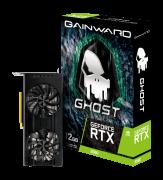 Placa de Vídeo RTX3060, 12GB, GHOST OC GD6, 192BITS GAINWARD - NE63060T19K9-190AU