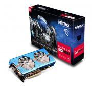 Placa de Video Sapphire Radeon RX 590 8GB Nitro+ DDR5 256 BITS - 11289-01-20G