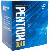 Processador INTEL G5400 Pentium GOLD (1151) 3.70 GHZ BOX - BX80684G5400 - 8A GER