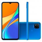 Smartphone Xiaomi Redmi 9 64GB Versão Global Desbloqueado Azul