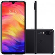 Smartphone Xiaomi Redmi Note 7  Global Dual Sim 64GB - Preto