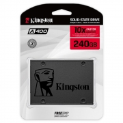 "SSD KINGSTON A400 2,5"" SATA III 240GB 6GB/s - SA400S37/240G"