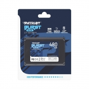 "SSD PATRIOT BURST ELITE 480GB 2,5"" SATA 3 - PE000777-PBE480GS25SSDR"