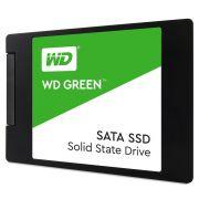 SSD WD GREEN 240GB SATA III 545 MB/s - WDS240G2G0A