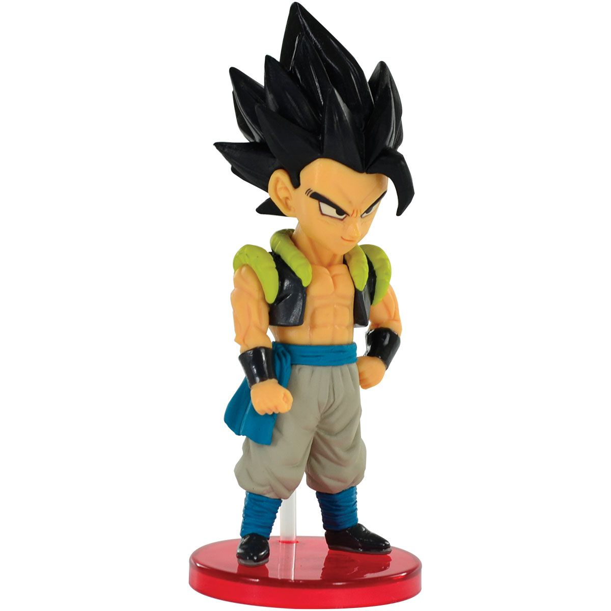 Action Figure Dragon BALL Super Movie WCF - Gogeta