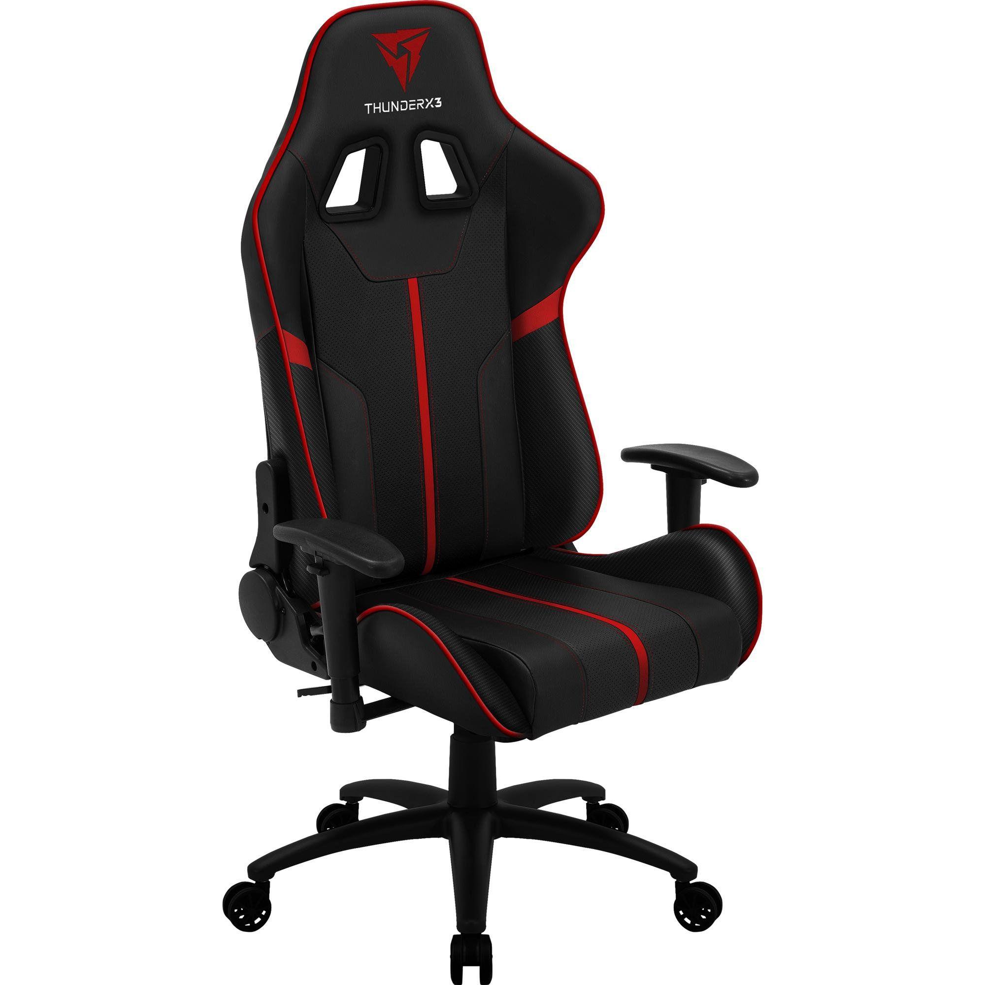 Cadeira Gamer BC3 Vermelha THUNDERX3