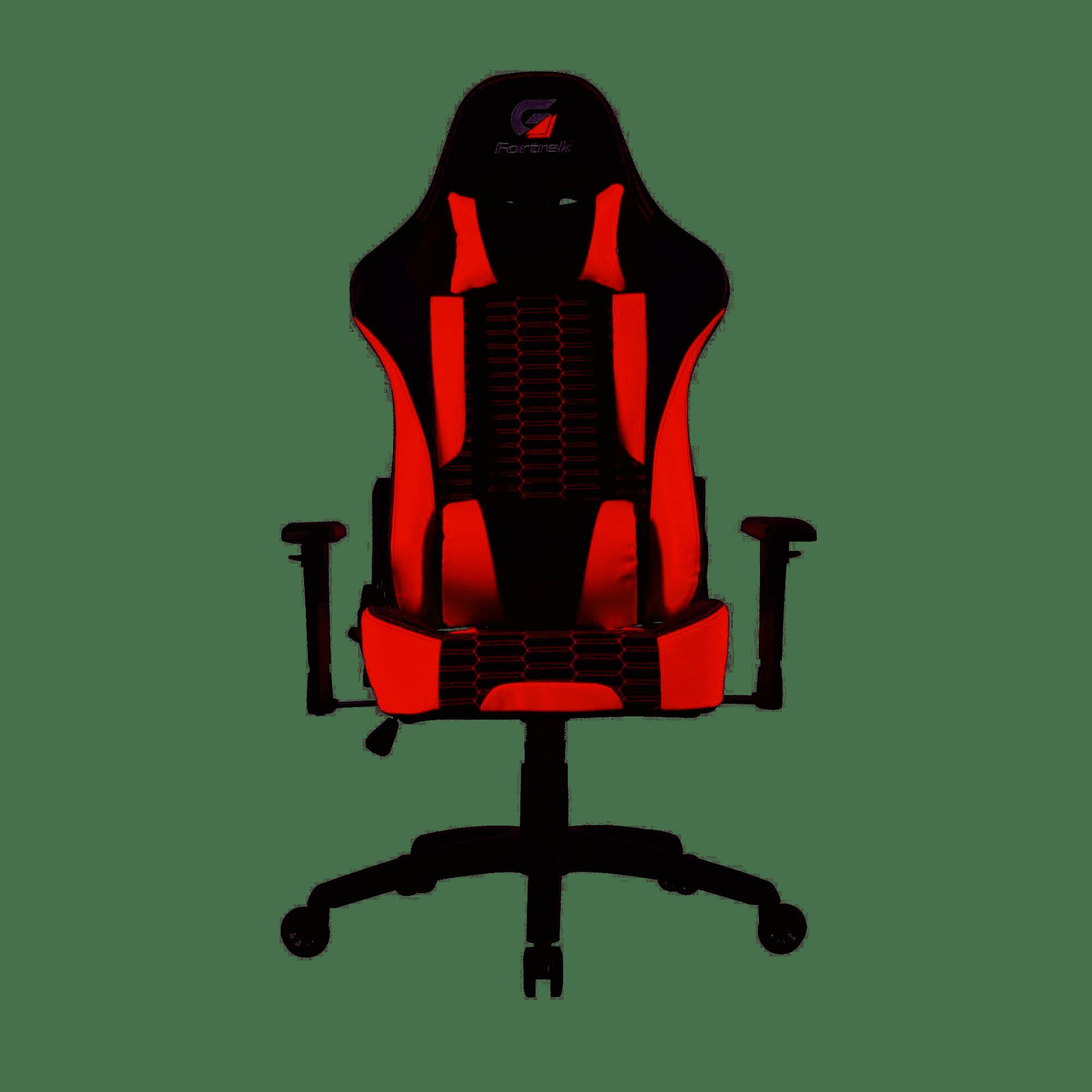 Cadeira Gamer Cruiser PRETA/VERMELHA Fortrek