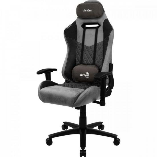 Cadeira Gamer Duke ASH BLACK Aerocool
