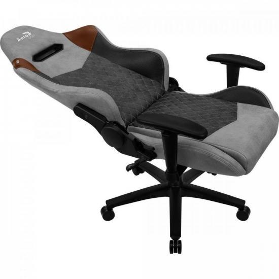 Cadeira Gamer Duke TAN GREY Aerocool