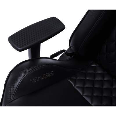 CADEIRA GAMER ELEMENTS GAMING ARCANUM NEMESIS PRETO