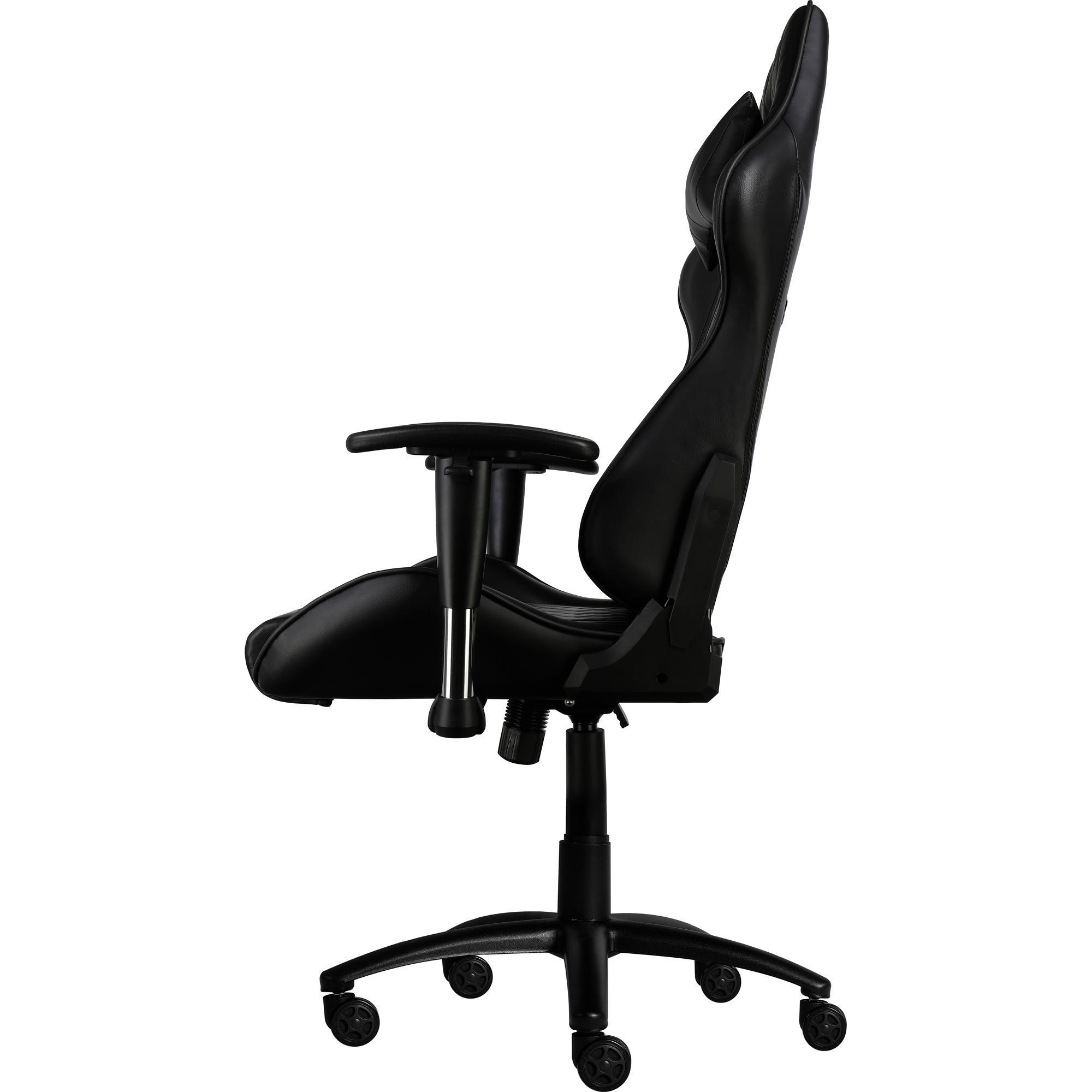 Cadeira Gamer Profissional TGC15 Preta THUNDERX3