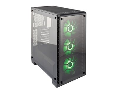 Gabinete Corsair CRYSTAL Series 460X RGB - CC-9011101-WW