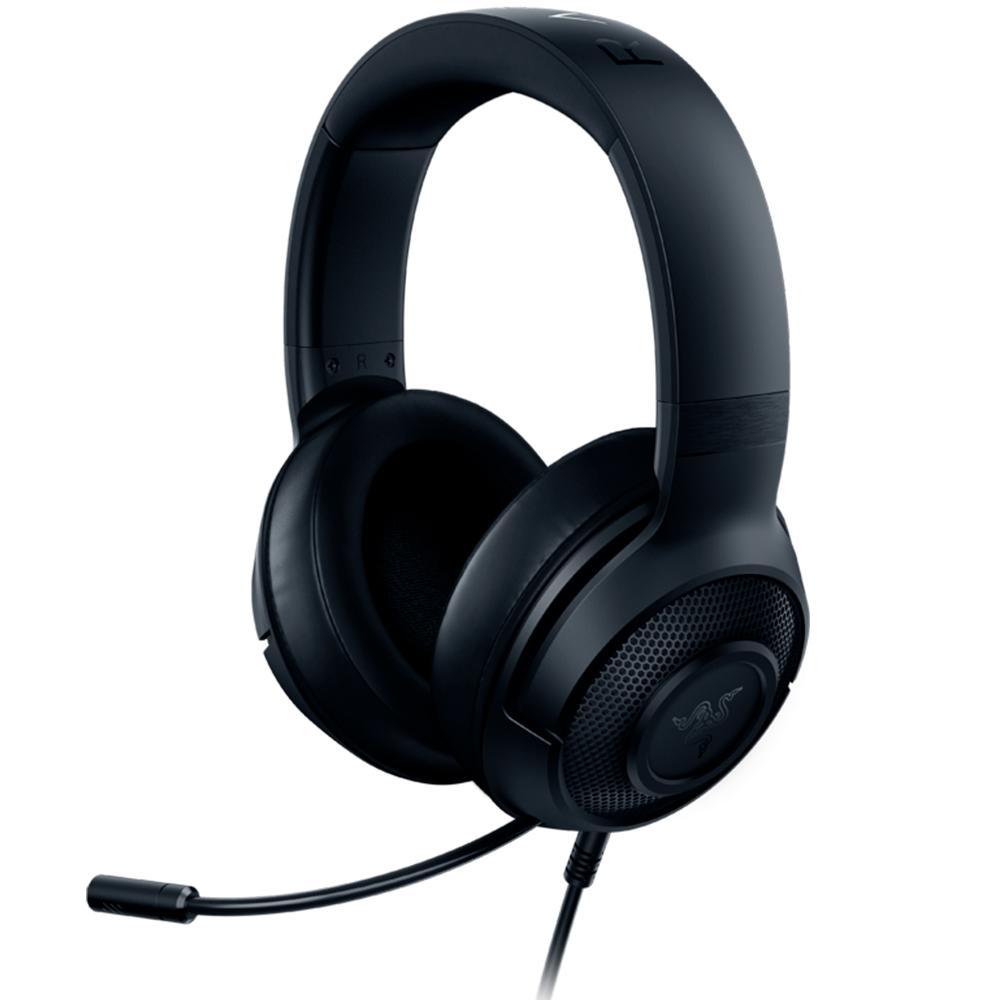 HEADSET GAMER RAZER KRAKEN X LITE P2 - RZ04-02950100-R381