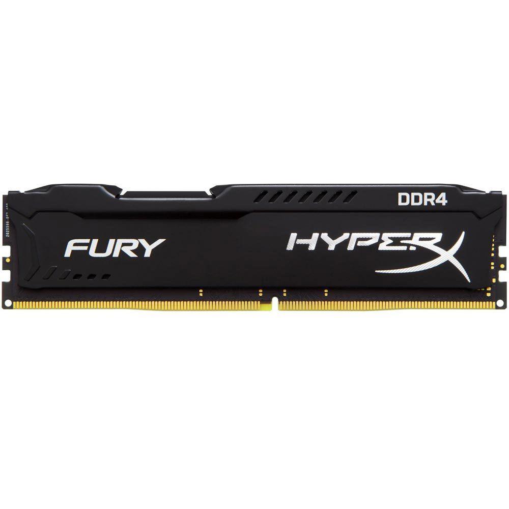 Memoria Kingston HYPEX FURY 8GB DDR4 2400MHZ