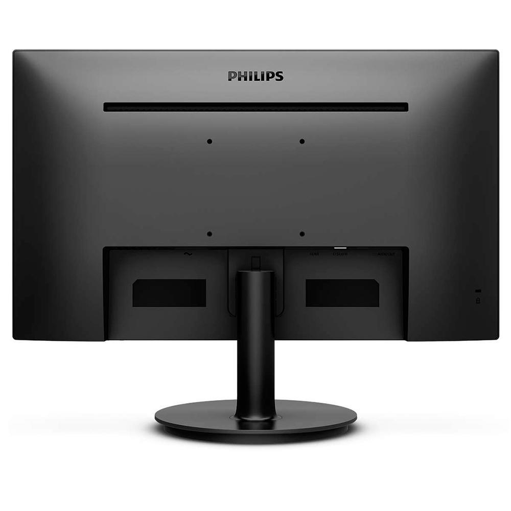 "MONITOR PHILIPS 21,5"" LED FULL HD HDMI/VGA 75HZ -  221V8"