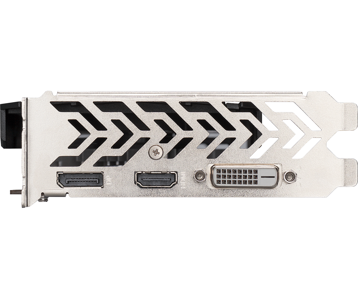 Placa de Video ASROCK Radeon RX 550 2GB Phantom Gaming DDR5 128BITS - 90-GA0500-00UANF