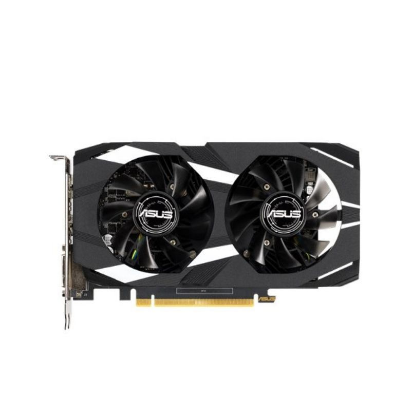 Placa de Video ASUS Geforce GTX 1650 Dual 4GB DDR5 128 BITS - DUAL-GTX1650-O4G