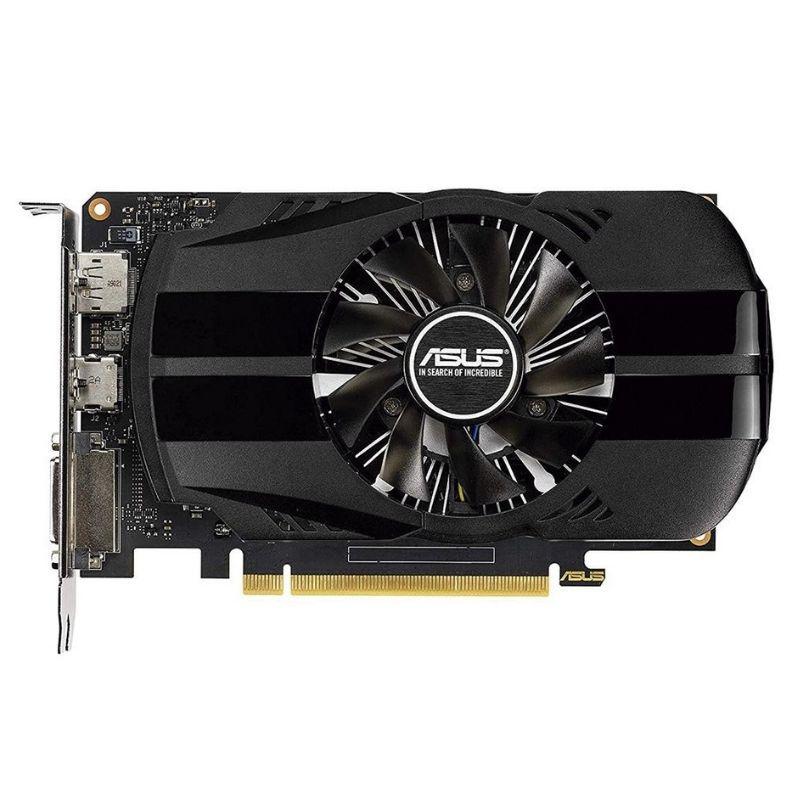 Placa de Video ASUS Geforce GTX 1650 Phoenix 4GB DDR5 128 BITS - PH-GTX1650-4G