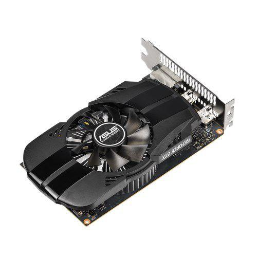 Placa de Video ASUS Geforce GTX 1650 Phoenix 4GB DDR5 128 BITS - PH-GTX1650-O4G
