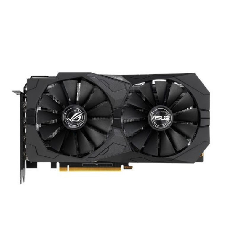Placa de Video ASUS Geforce GTX 1650 STRIX 4GB DDR5 128 BITS - ROG-STRIX-GTX1650-4G
