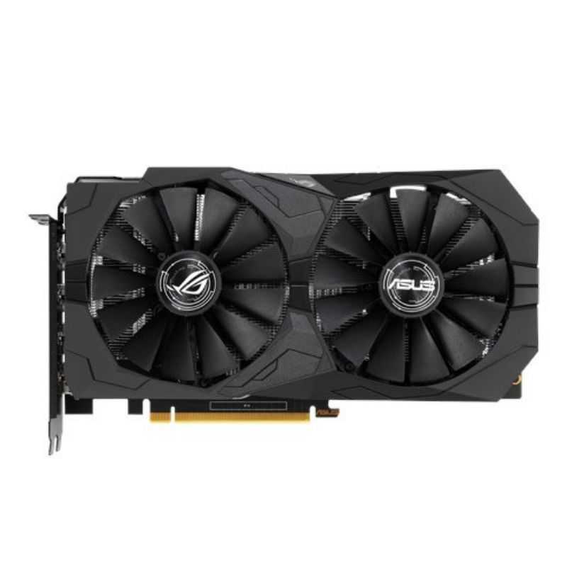Placa de Video ASUS Geforce GTX 1650 STRIX 4GB DDR5 128 BITS - ROG-STRIX-GTX1650-O4G