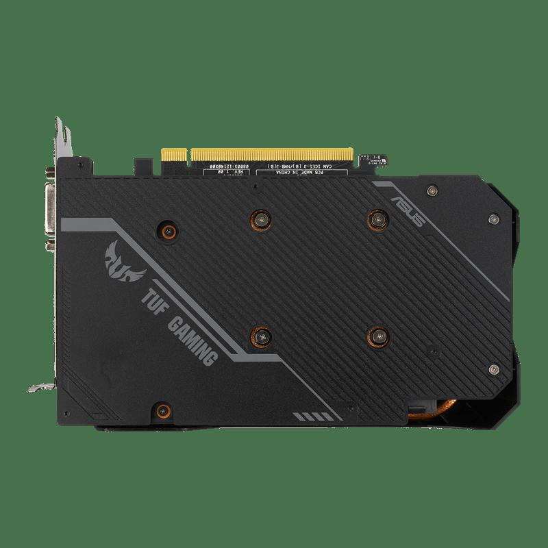 PLACA DE VÍDEO ASUS GEFORCE GTX 1660 SUPER 6GB TUF OC GDDR6 192 BITS - TUF-GTX1660-06G-GAMING
