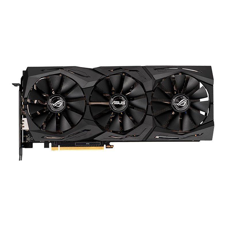 Placa de Video ASUS Geforce RTX 2060 6GB DDR6 192 BITS - ROG-STRIX-RTX2060-O6G-GAMING