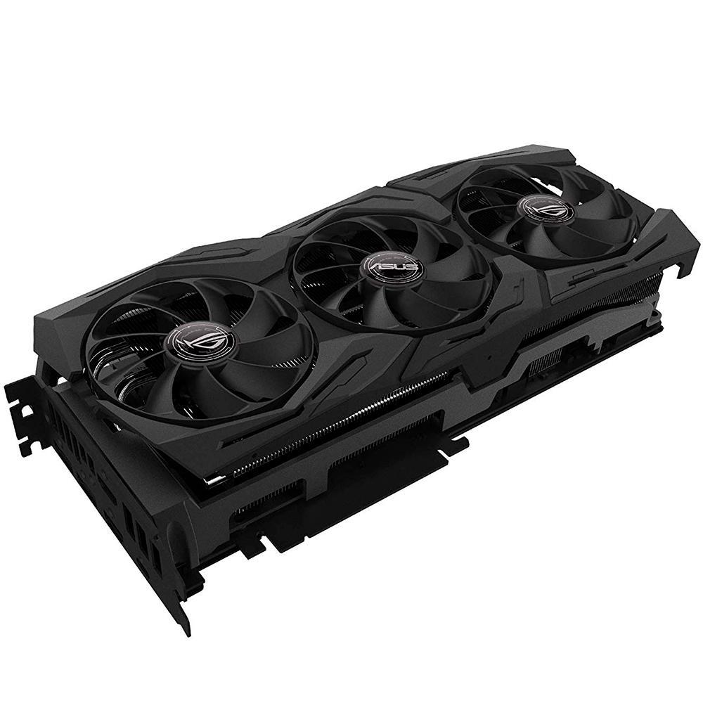 Placa de Video ASUS Geforce RTX 2070 8GB ROG STRIX DDR6 256 BITS - ROG-STRIX-RTX2070-A8G-GAMING
