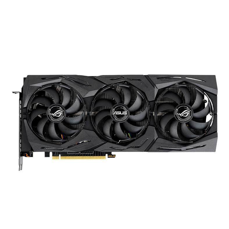 Placa de Video ASUS Geforce RTX 2080 8GB ROG STRIX DDR6 256 BITS - ROG-STRIX-RTX2080-A8G-GAMING