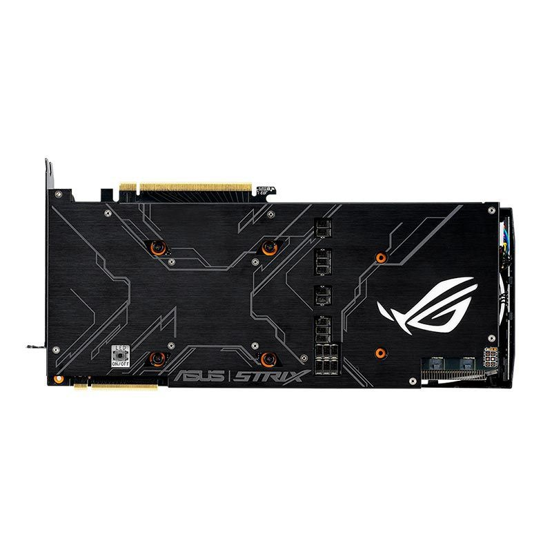 Placa de Video ASUS ROG STRIX Geforce RTX 2080 8GB ROG-STRIX-RTX2080-8G-GAMING