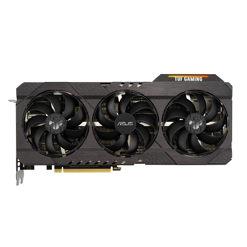 Placa de Video ASUS Geforce RTX 3070 TUF Gaming 8GB GDDR6 256 BITS- TUF-RTX3070-O8G-GAMING