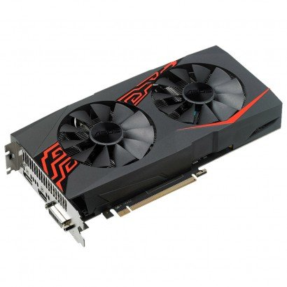 Placa de Video ASUS Radeon RX 470 4GB Mining DDR5 256BITS - MINING-RX470-4G